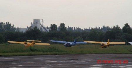 """До Житомира в рамках фестивалю """"Korolyov Avia Fest"""" прилетять пілоти з різних країн"""