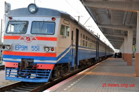 У Київ за 4 години: електричка з Житомира воскресла знову