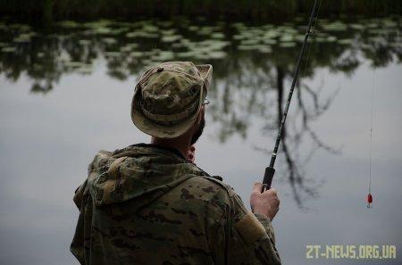 На Житомирщині з квітня вступила в силу нерестова заборона на вилов риби