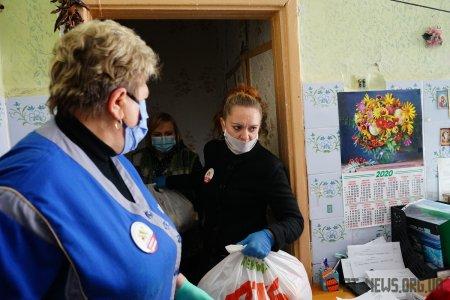 Житомирщина отримає 23,8 тис. продуктових наборів для соціально незахищених жителів області
