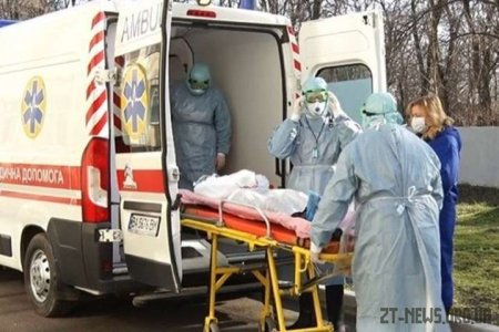 На Житомирщині 3 нові випадки COVID-19: у Малинському та Бердичівському районі