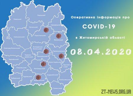 За минулу добу в області підтвердили ще 13 нових випадків захворювання на коронавірус