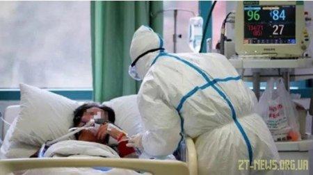 На Житомирщині зафіксували ще один летальний випадок від коронавірусу