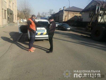 На Житомирщині поліцейські посилили патрулювання міст