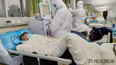 На Житомирщині зафіксували 12 летальний випадок від коронавірусу