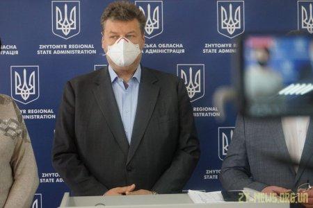В ОДА провели брифінг щодо розповсюдження коронавірусу в Житомирській області