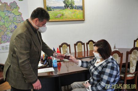 Голова Житомирської ОДА призначив своєю радницею Нелю Ковалюк
