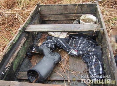 У Радомишльському районі у водоймі знайшли тіло чоловіка, якого розшукували більше місяця