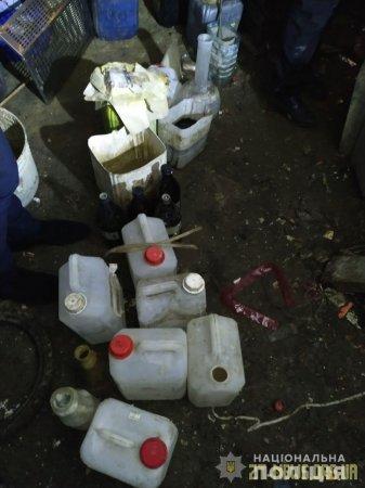 У Житомирі поліцейські викрили підпільну нарколабораторію