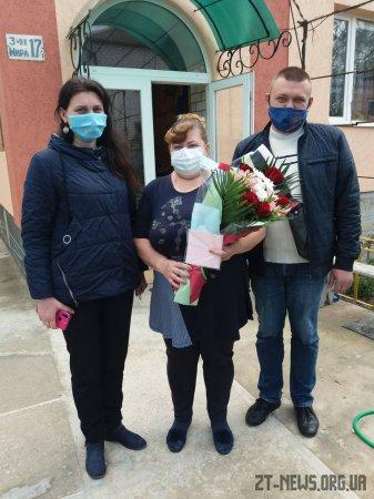 У Житомирі привітали матерів загиблих Героїв