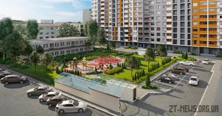 Затишні і сучасні 1-кімнатні квартири в ЖК «Дніпровська мрія» від забудовника