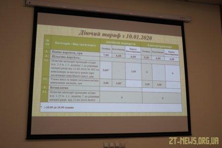 Для користувачів е-квитків вартість проїзду у громадському транспорті Житомира не зміниться