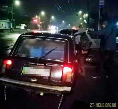 Поліцейські розшукали ВАЗ, який викрали в одному з сіл району
