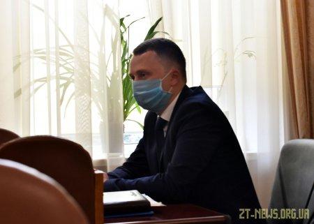 Заступник голови ОДА провів нараду щодо незаконного обігу деревини