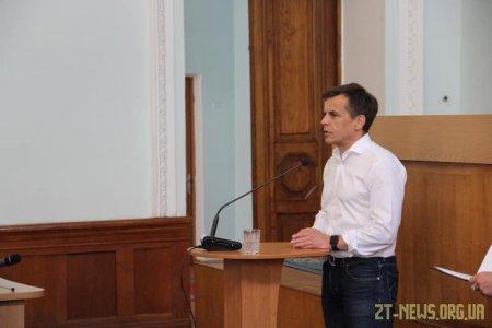 Обдарованих житомирських учнів відзначено стипендіями міського голови