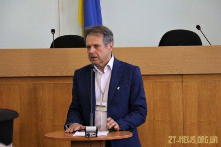 У Житомирі відзначили 30-річчя підняття Державного прапора над міською радою