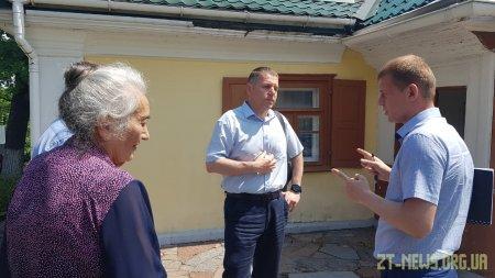 До 150-річчя з дня народження Лесі Українки у Новограді-Волинському відремонтують музей