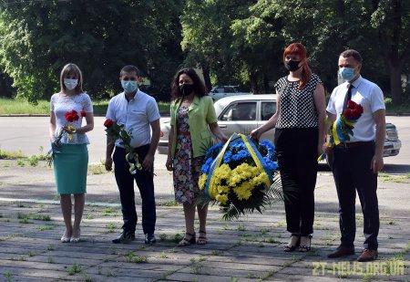 У Житомирі вшанували пам'ять жертв війни