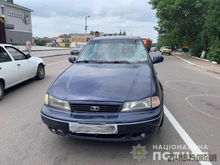 У Коростені автомобіль збив 41-річного чоловіка