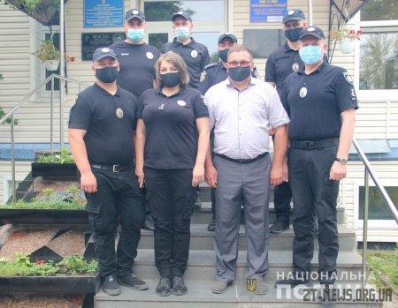На Андрушівщині Житомирської області запрацювала поліцейська станція
