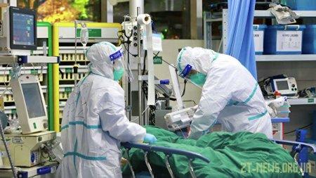 На Житомирщині зареєстрований ще один летальний випадок від коронавірусної інфекції