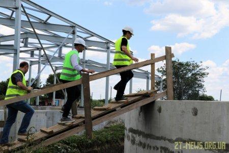 Триває реконструкція очисних споруд Житомира