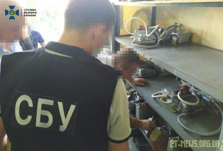 СБУ викрила мільйонні зловживання під час виконання оборонного замовлення на Житомирському бронетанковому заводі