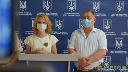 На Житомирщині 14 нових випадків коронавірусу та 44 жителі області одужали