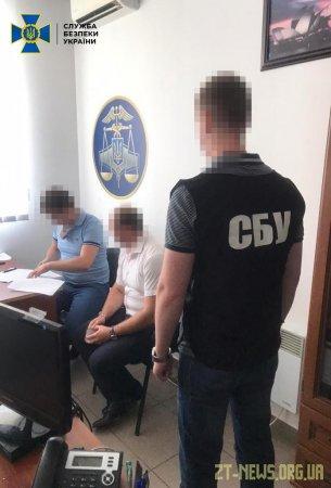На Житомирщині СБУ задокументувала на митниці корупційну схему імпорту автомобілів з Європи