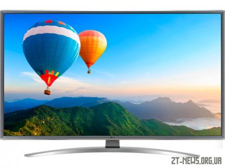 Телевизор LG 43UM7600PLB: главные достоинства