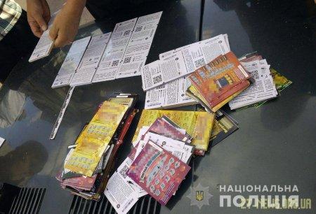 У Житомирі чоловік вкрав 1200 лотерейних квитків