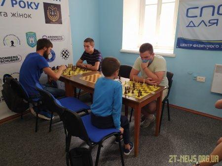 У Житомирі відбулися 2 турніри «Шахи для всіх»
