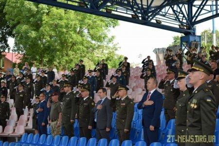 170 курсантів Житомирського військового інституту завершили навчання та отримали звання лейтенантів