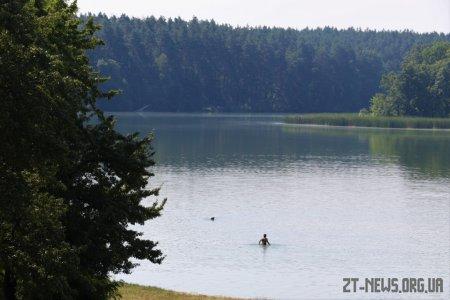 """Триває підготовка до проведення V турніру з плавання на відкритій воді """"Teteriv open"""""""