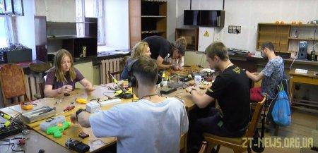 """Наукові конференції та майстер-класи тривають на локаціях заводу """"Електровимірювач"""" у Житомирі"""