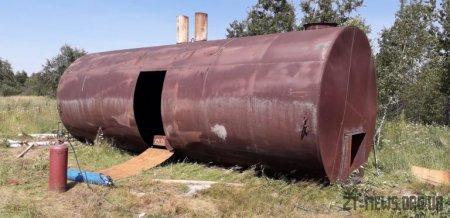 Виїзна робоча група з протидії незаконному виробництву деревного вугілля проінспектувала 5 об'єктів