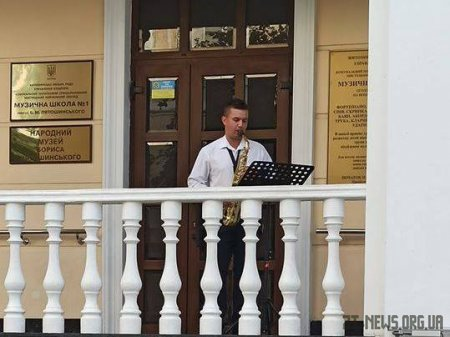 У серпні та вересні на Михайлівській звучатиме жива музика