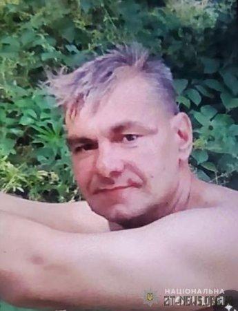 Поліція розшукує безвісно зниклого житомирянина Миколу Корнєєва