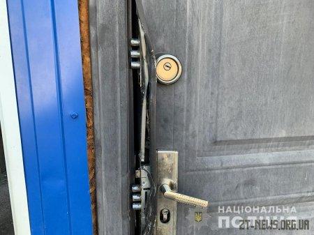 У Андрушівці пограбували магазин та поштове відділення