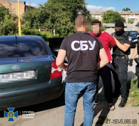У Житомирі СБУ затримала бойовика ІДІЛ, якого розшукував Інтерпол