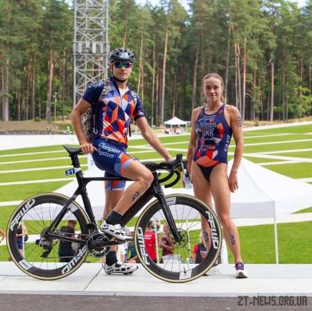 Житомирські триатлети вибороли нові нагороди на міжнародних змаганнях
