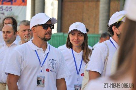 """До Житомира завітали учасники ІV Міжнародного мистецького пленеру """"Кращий художник"""""""