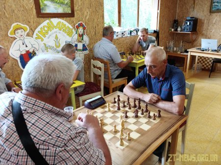 В Житомирській області відбулося одразу декілька шахових заходів присвячених дню Незалежності