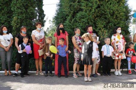 Сергій Сухомлин вручив портфелі дітлахам з особливими освітніми потребами