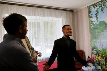 У Житомирі безпритульний отримав кімнату в гуртожитку