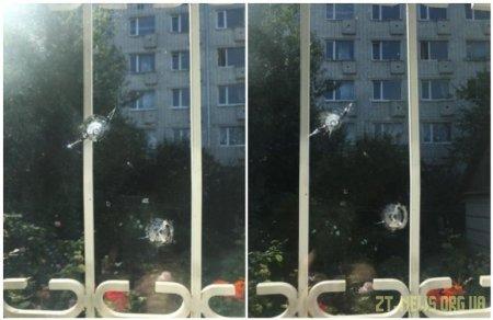 У Житомирі студенти обстріляли з пістолету приватний будинок