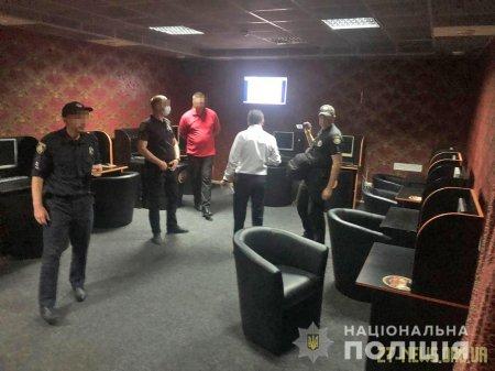 У ще одному райцентрі Житомирщини поліція закрила підпільний гральний зал