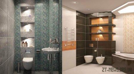 7 порад по облаштуванню для невеликої ванної кімнати