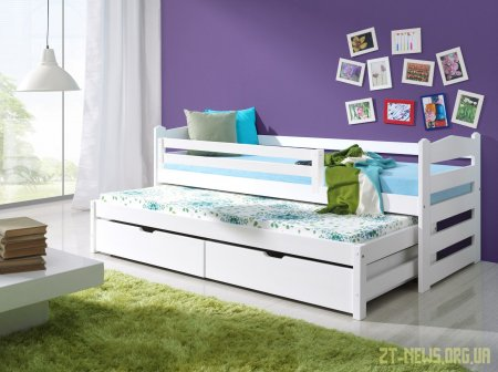 Підбираємо меблі для дитячої кімнати