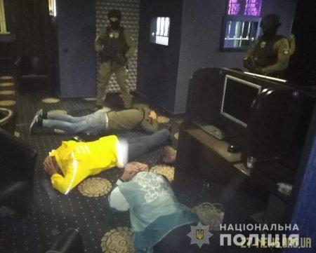У Житомирі поліцейські вчетверте закрили гральний зал
